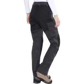 Fjällräven Barents Pro Pantaloni Donna, dark grey/black